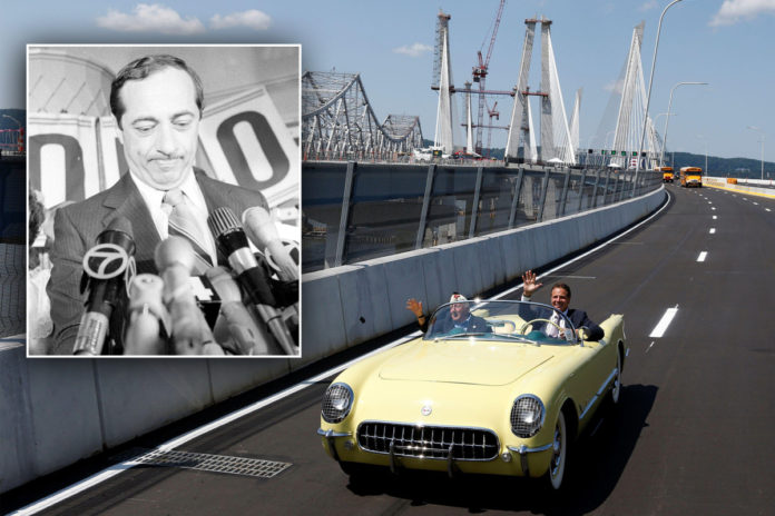 With Cuomo resignation, will Tappan Zee Bridge be renamed?