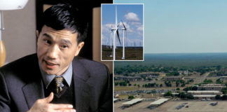 Texas reportedly blocks Chinese billionaire's wind farm plans