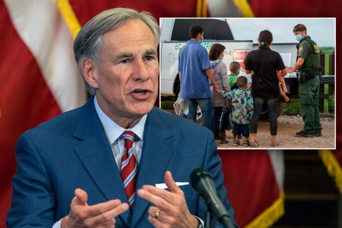 Texas governor responds as judge blocks illegal immigration order