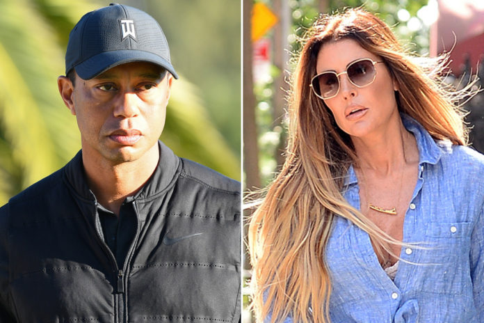 Rachel Uchitel says Tiger Woods' lawyers are after her