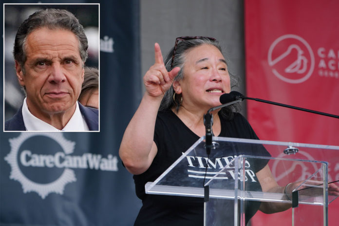 Tina Tchen resigns from TIME'S UP for role in Cuomo harassment scandal