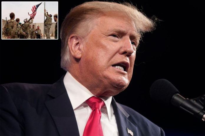 Trump calls Afghanistan collapse 'most humiliating' moment for US