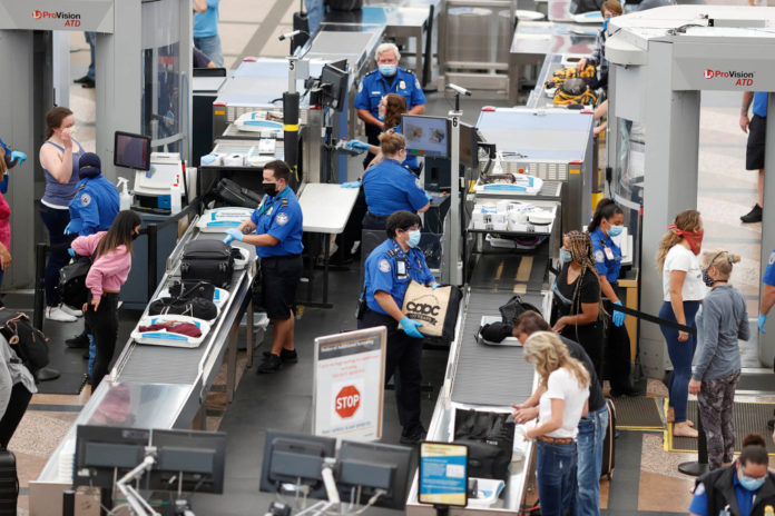 'A matter of time until another 9/11' warn experts citing airport security