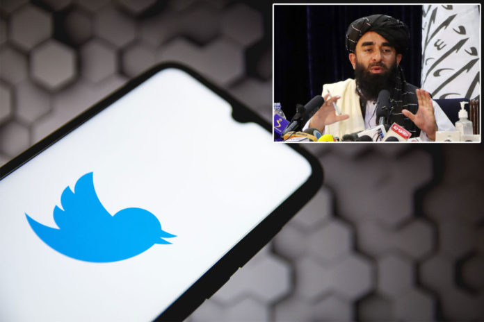 Twitter says Taliban can stay on platform if they obey rules