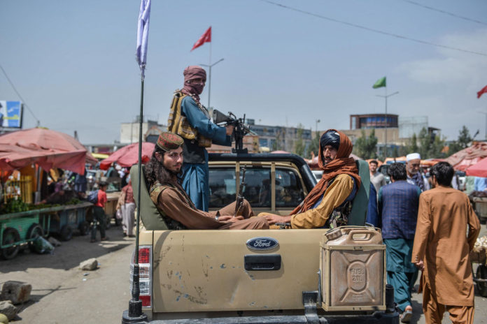 US intelligence warned of quick Taliban takeover: report