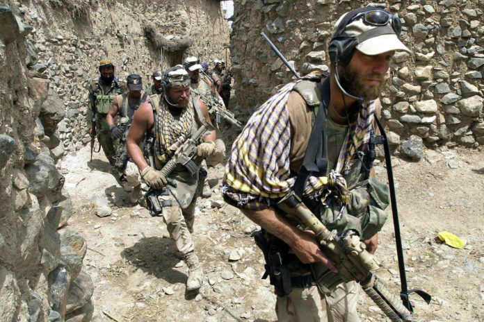 Pentagon offers mental health resources to Afghanistan veterans