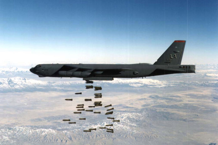 B-52s lead new US airpower onslaught to stop Taliban advances in Afghanistan