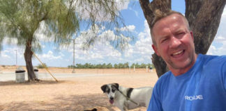 Ex-British Marine Paul Farthing trying to rescue Afghan pets at Kabul shelter