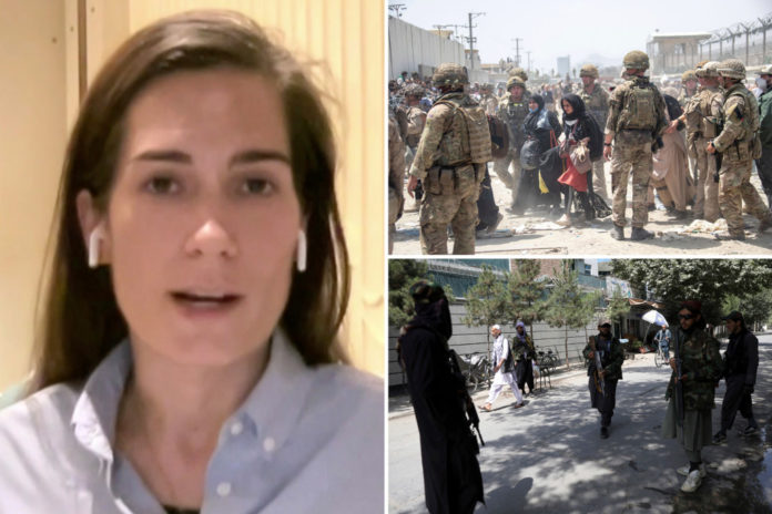 Washington Post reporter saved by British troops in Afghanistan