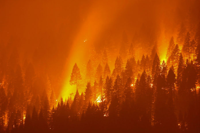 California's Dixie Fire explodes to area bigger than NYC