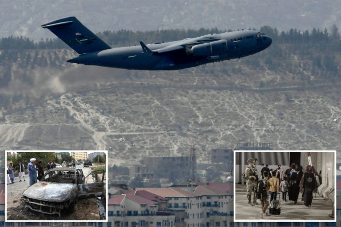 US troops continue to evacuate Kabul as Aug 31. deadline looms