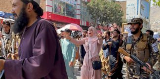 Afghan protests persist, posing problem for Taliban government