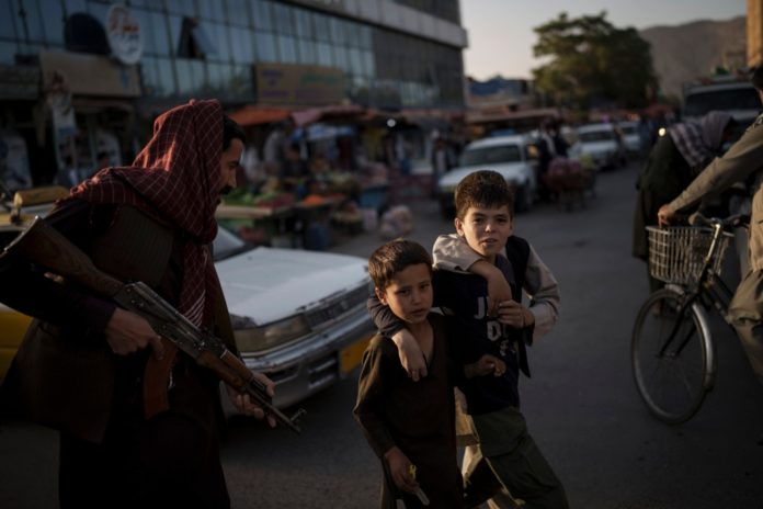 Desperate ways Afghans are trying to flee the country