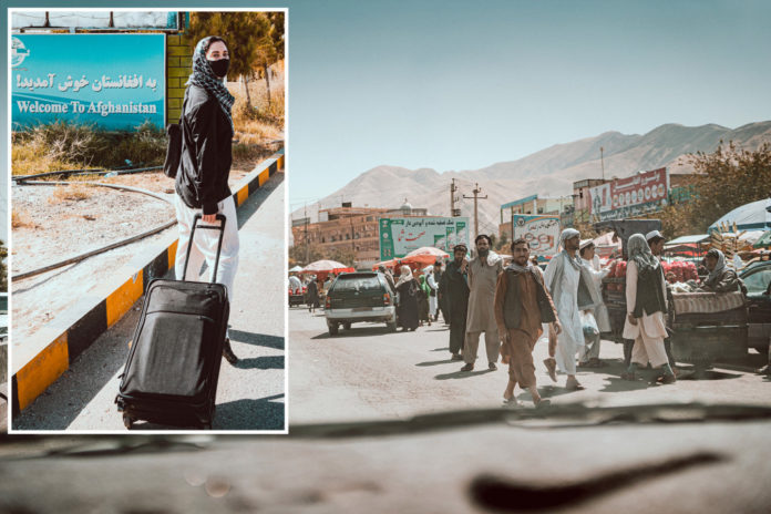 Road tripping through Taliban-controlled Afghanistan
