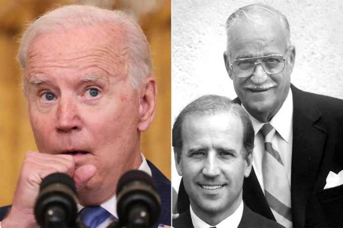 Biden's dad worked for corrupt union that got federal funds: book
