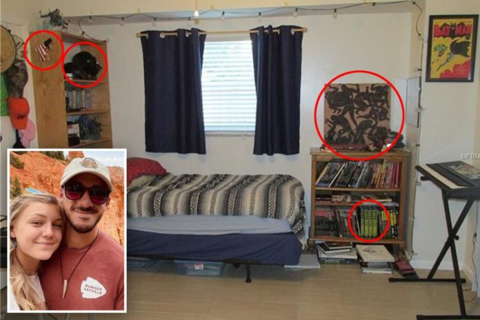 Inside home of America's most wanted man