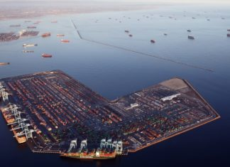 LA port backup grows to 62 ships in supply chain crunch