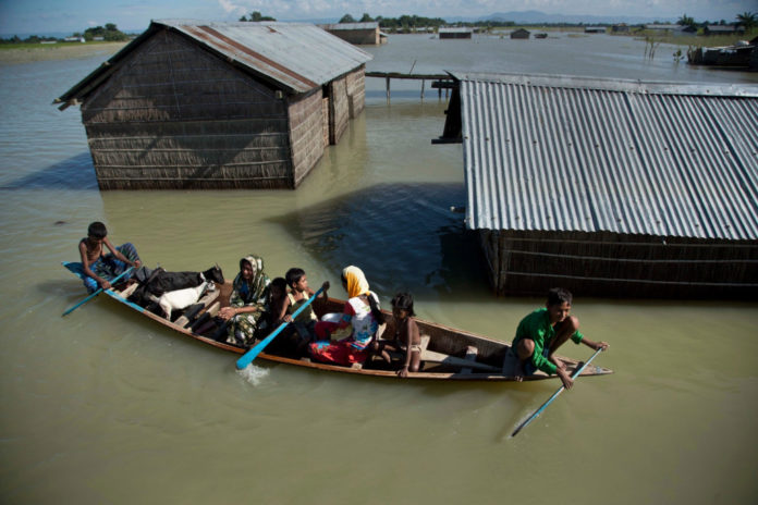 Climate change could see 200M move by 2050: report