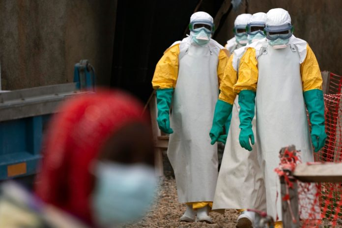 Workers fighting Ebola in Congo sexually abused women: WHO