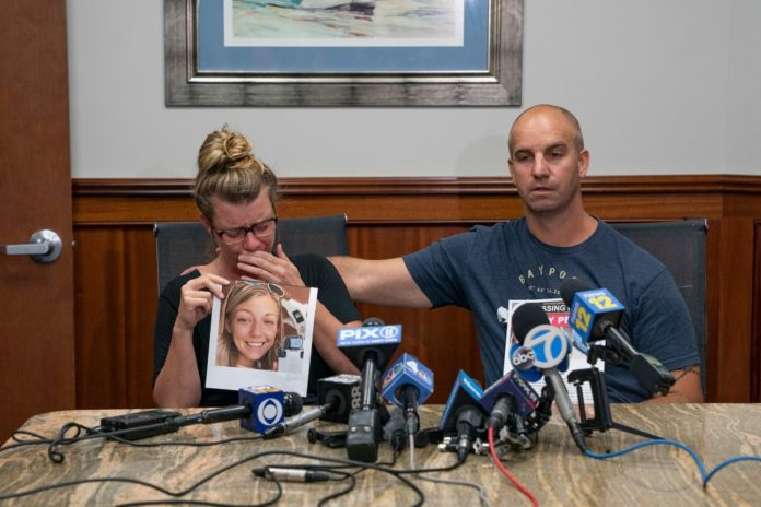 Gabby Petito's stepdad urges her boyfriend Brian Laundrie to talk to police