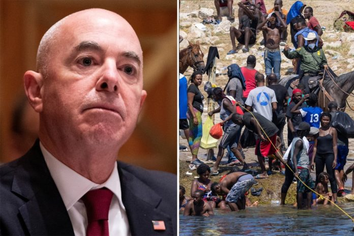 Mayorkas makes excuse for failing to report migrant numbers