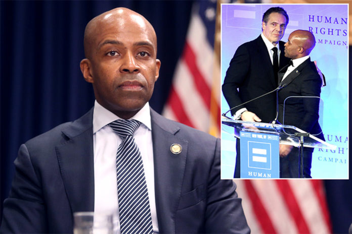 Alphonso David refuses to resign from HRC despite Andrew Cuomo ties
