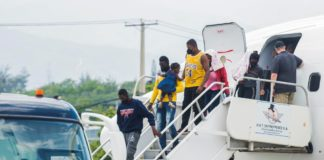 Haitian deportees bit ICE agents on plane from Texas border