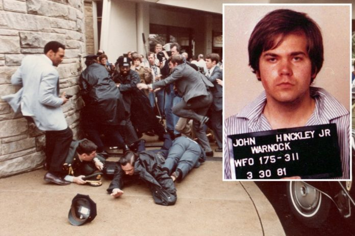 John Hinckley to be 'unconditionally released' 40 years after Reagan assassination attempt