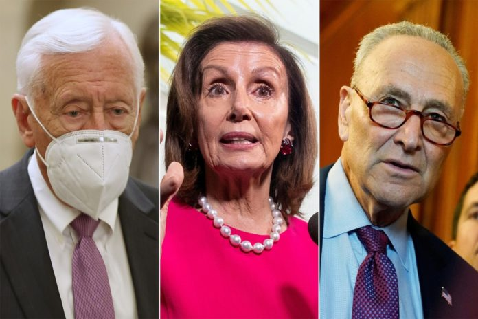 Dems scramble for debt ceiling, weigh lone wolf approach