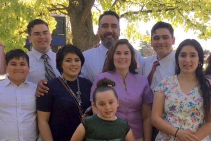 Principal of Idaho school, father of 7 dies from COVID