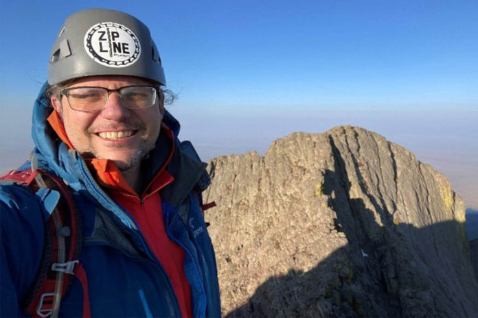 Pastor plunges to his death while mountain climbing in Colorado