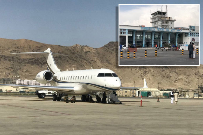 Kabul airport reopens with help from Qatar