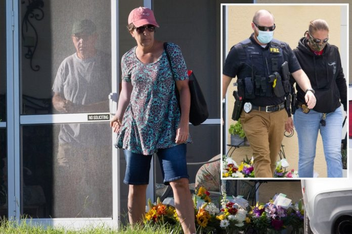 Police went to Laundrie home day before Gabby Petito reported missing