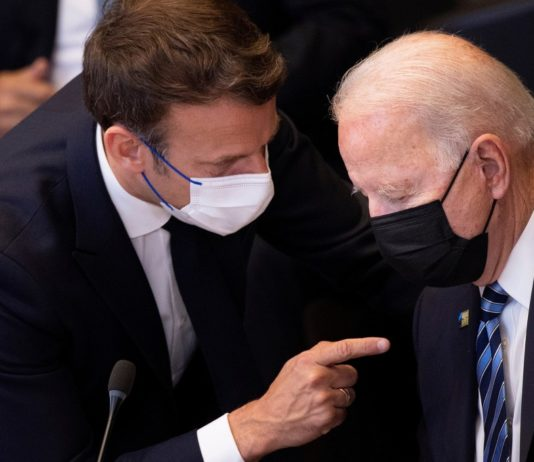 Biden admits botching AUKUS rollout after call with France