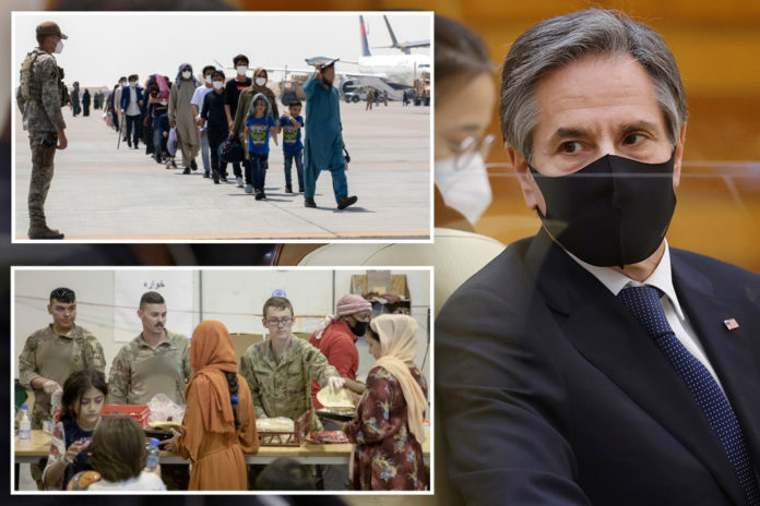 State Department accused of holding up Afghanistan flights
