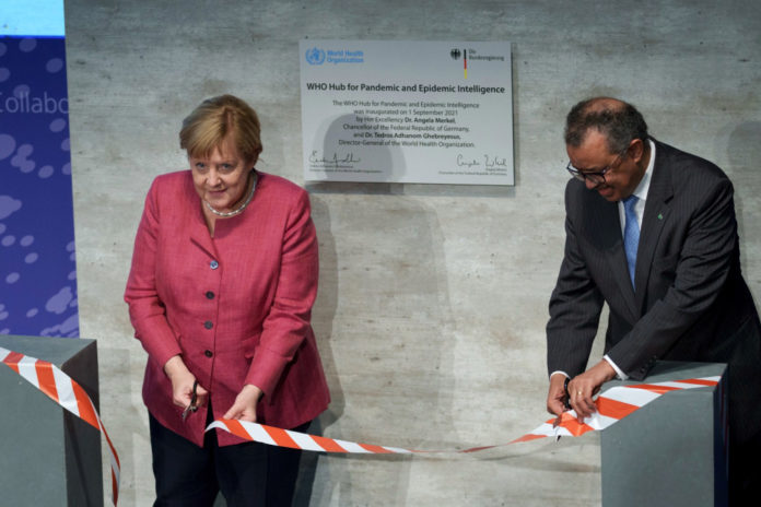 WHO opens pandemic prevention hub in Berlin