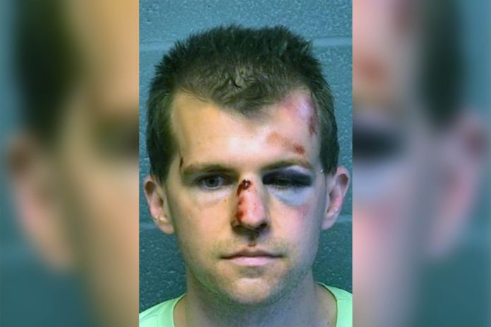Dad beats up pastor accused of touching his son
