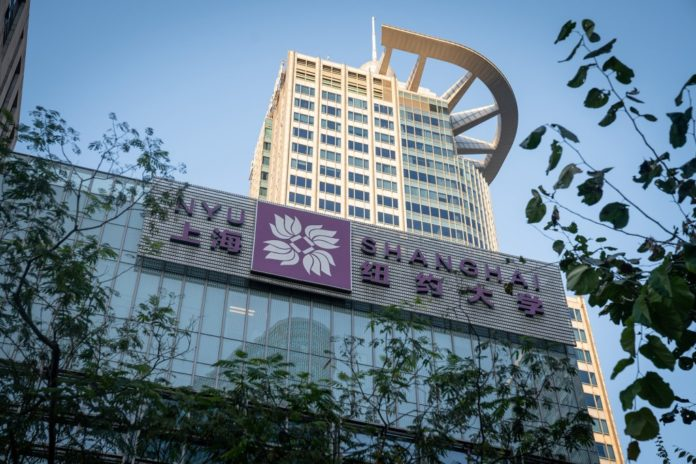 NYU says Disabilities Act does not apply to Shanghai campus