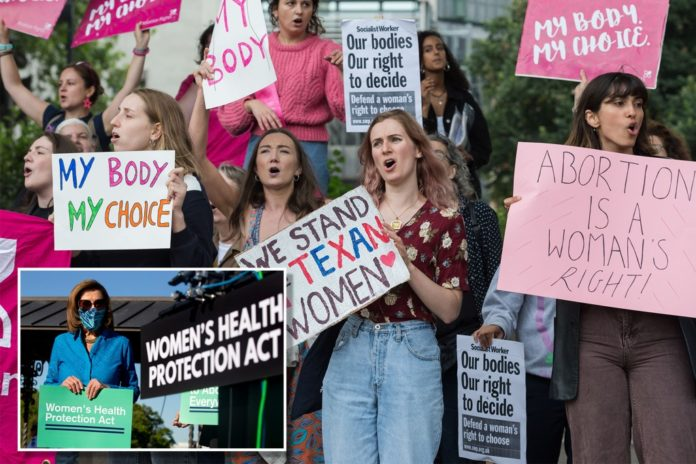 House passes bill to codify Roe v. Wade in wake of Texas abortion law