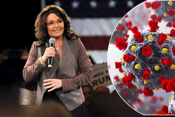 Sarah Palin says she's unvaccinated because of COVID-19 'immunity'