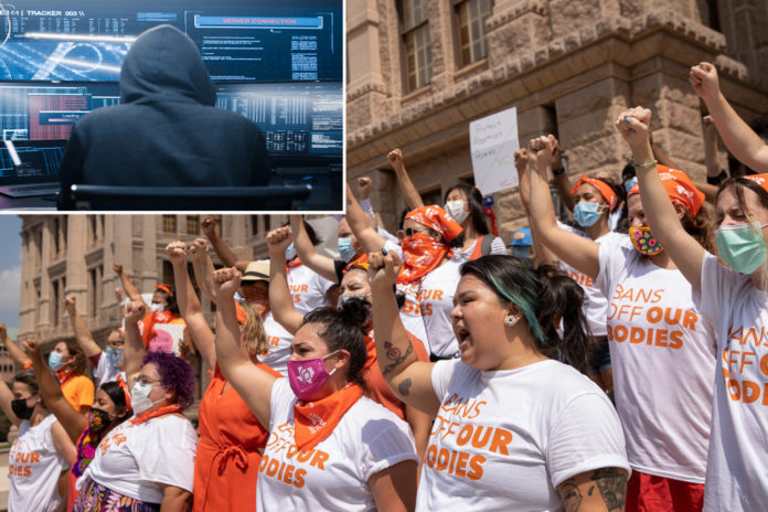 Texas abortion tip website gets trolled with memes and porn