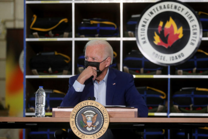 Biden claims first job offer from Idaho lumber company, 'no record' of it