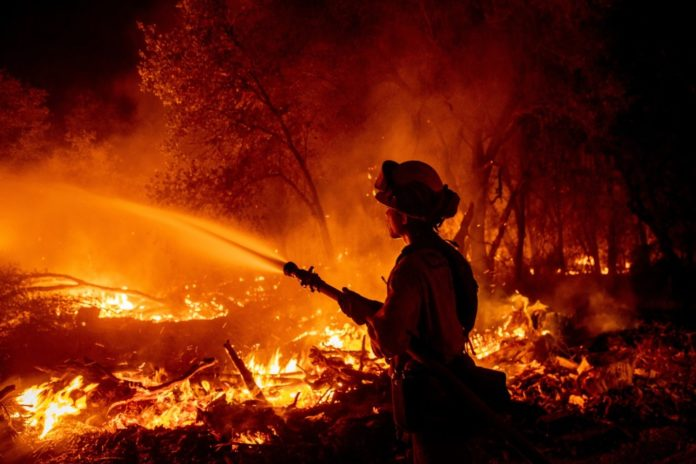 Alexandra Souverneva arrested on suspicion of starting California wildfire known as Fawn Fire