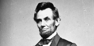 Abraham Lincoln's death certificate is now up for sale