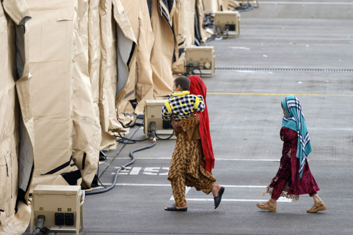 Growing fears child brides brought to US in Afghan evacuation