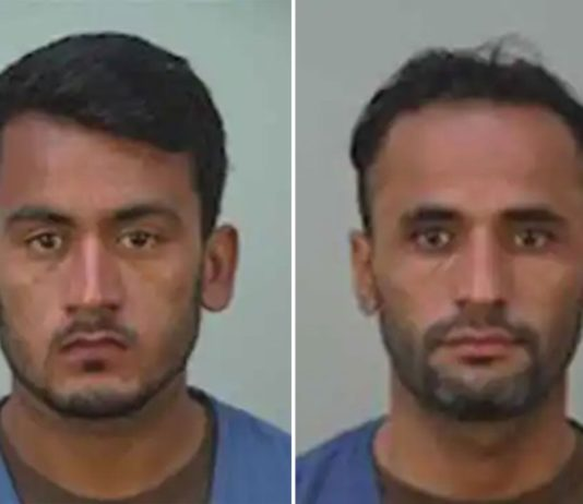 Afghan refugees Bahrullah Noori and Mohammad Haroon Imaad indicted