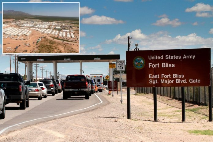 FBI investigates female service member assaulted by Afghan refugees at Fort Bliss