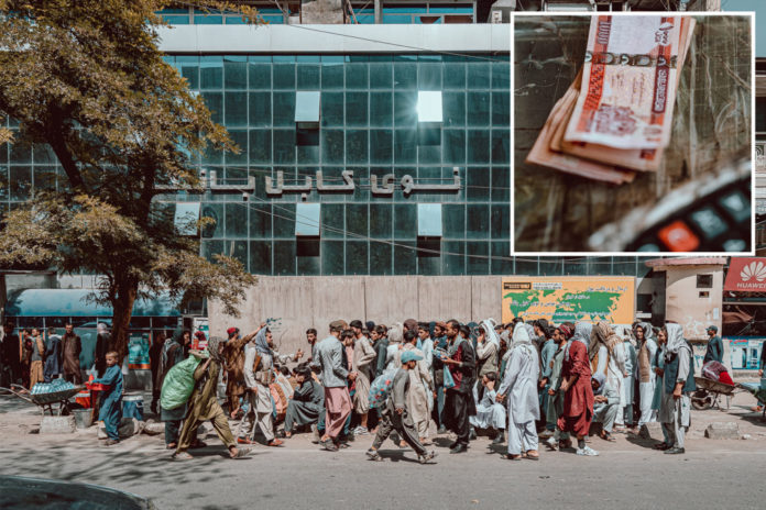 Afghanistan on brink of economic and humanitarian collapse