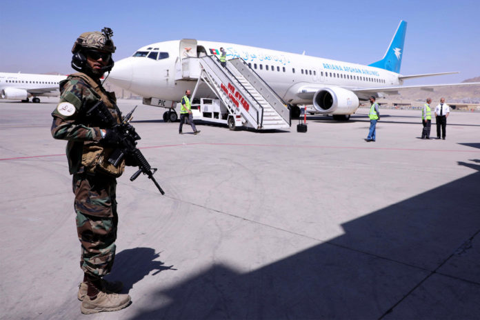 State Dept. won't OK private rescue flights from Afghanistan: report