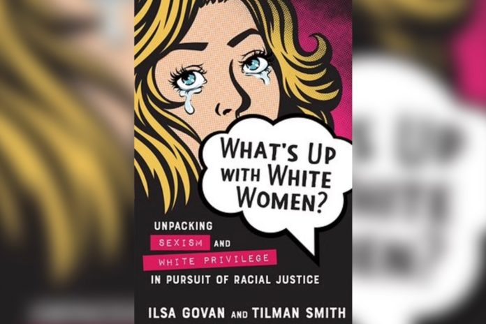 Booksellers group promotes 'What's Up with White Women?'